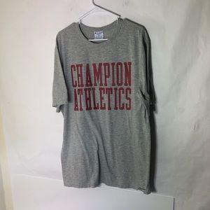 Gray Champion Athletics T Shirt XL